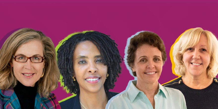 Q&A: The women leading Pact into the future of international development