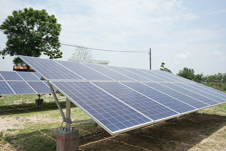 Miller Center, Smart Power Myanmar & Chevron launch mini-grid accelerator program