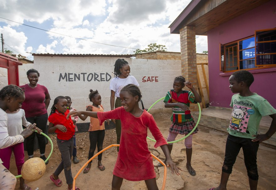 Leveraging digital technology to build a healthier future for adolescent girls and young women