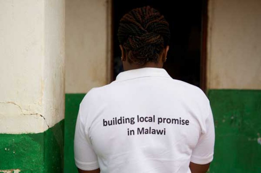 Working for better health in Malawi
