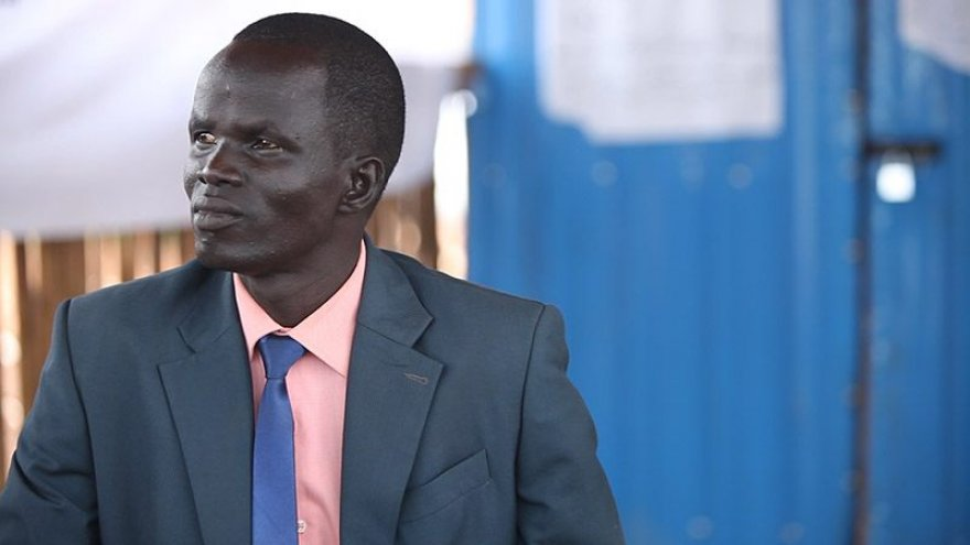 For South Sudanese displaced by war, a peacemaker always ready to help