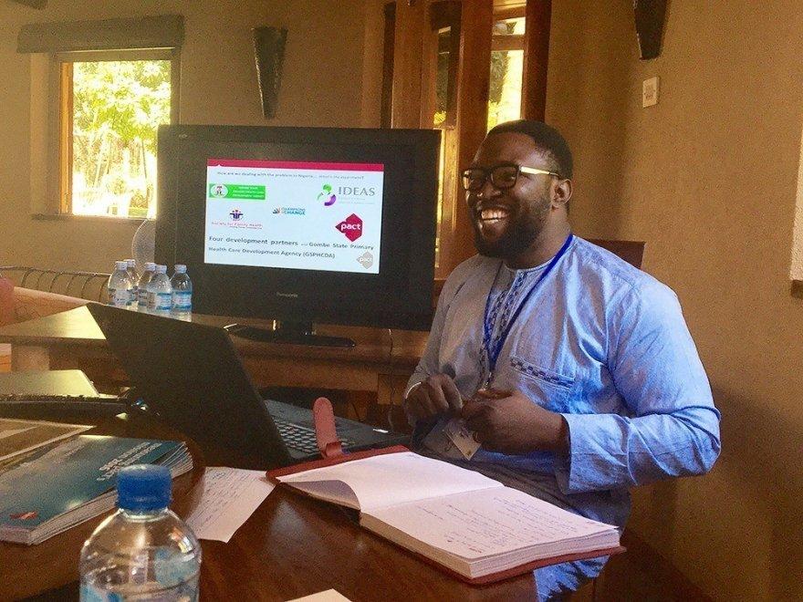 African evaluators are making development strides