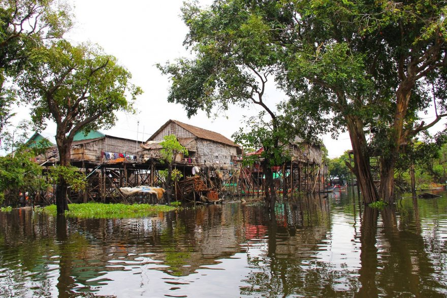 Tonle Sap. (Credit: Sharon Ang)