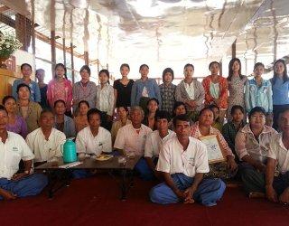 In Myanmar, women pay it forward