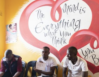 Meet 'HIV resilience heroes' – leading the charge in the global fight against AIDS