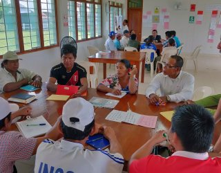 Raising the voices of indigenous organizations across the Amazon region