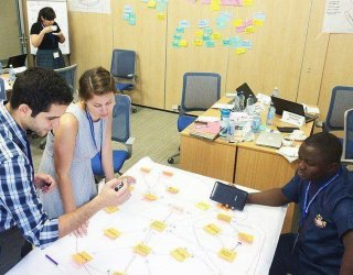 Mastering tools to design local solutions to development challenges
