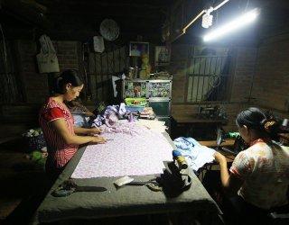 Pact's Ahlin Yaung brings clean, reliable energy to 100,000+ in rural Myanmar