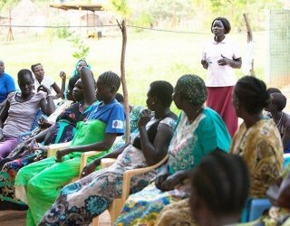 In South Sudan, building peace by strengthening local organizations