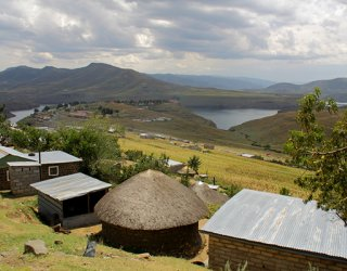 Empowering caregivers in Lesotho