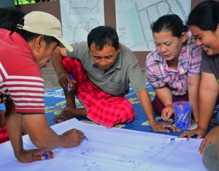 Debunking M&E myths in international development