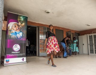 A generation born HIV-free: One mother's story