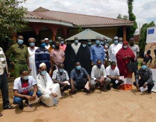 In the Mandera Triangle, RASMI takes action to build police-community trust amid Covid-19
