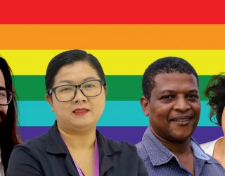 Commemorating Pride month at Pact