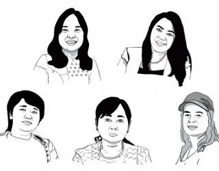 """We can find our way around any barriers"": The women driving change in Myanmar's energy sector"