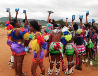 In South Africa, Pact works to lower new HIV infections among adolescent girls