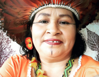 In the Brazilian Amazon, Telma Taurepang inspires indigenous women to fight for their land and rights