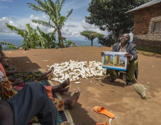 As developing countries cope with Covid-19, strong community health resources provide a lifeline