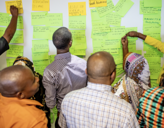 Balancing crisis response with sustainable impact: Seven questions to ensure learning, ethics and accountability amid Covid-19