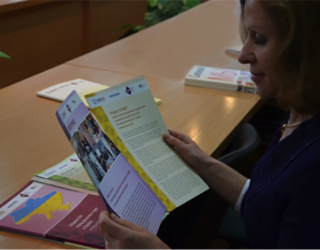 Working to halt the spread of HIV in Ukraine