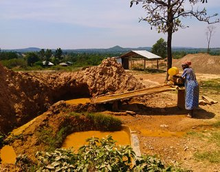 Reversing 'conflict minerals': Let's formalize artisanal mining for peaceful, just and inclusive societies