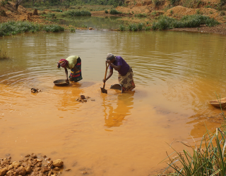 Harnessing artisanal and small-scale mining to deliver on the Sustainable Development Goals