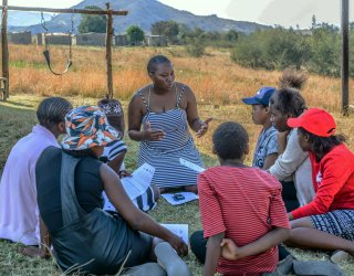 In Eswatini, two local Pact partners make a huge leap forward as they 'graduate' to direct USAID funding
