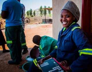World Bank and Pact launch first 'state of the sector' report for artisanal and small-scale mining