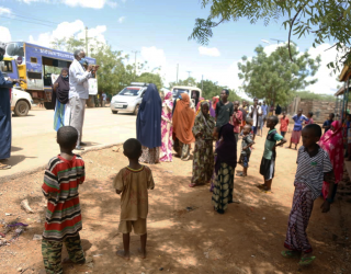 From peace champions to health champions: 'Boundary partners' in the Horn of Africa fight Covid-19