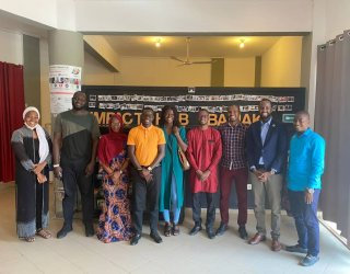 AfrIdea: Innovative solutions to challenges in Francophone Africa due to Covid-19