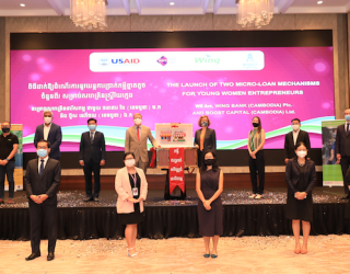 New partnership offers better access to financial services for Cambodia's women entrepreneurs